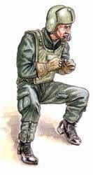 Czech Master 1/35 US Helicopter door gunners, Vietnam era x 2 #