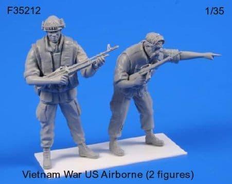 Czech Master 1/35 Vietnam War US Airborne # F35212