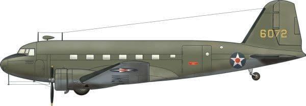 Czech Mini Master 1/144 Douglas C-33 # 08