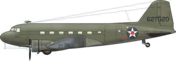 Czech Mini Master 1/144 Douglas C-39 # 09