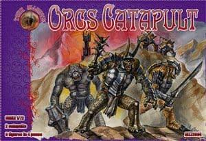 Dark Alliance 1/72 Orcs Catapult # ALL72034