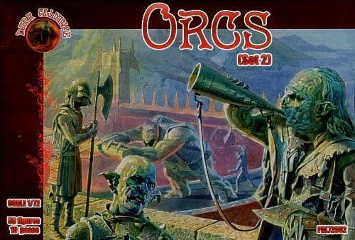 Dark Alliance 1/72 Orcs Set 2 # PAL72002