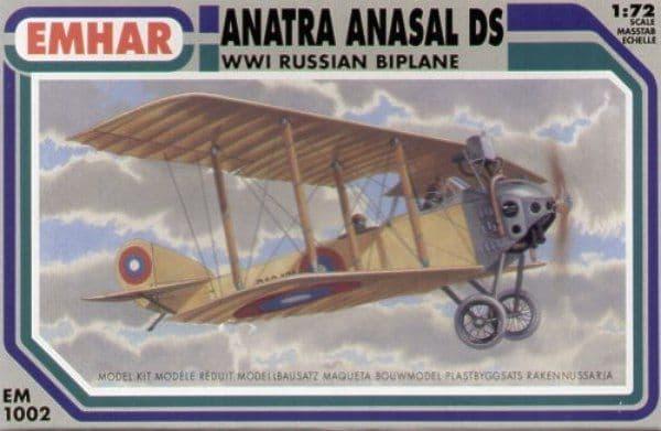 Emhar 1/72 Anatra Anasal DS # 1002