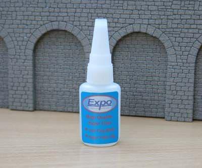 Expo 20g Fine Grade Super Glue # 47020
