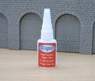 Expo 20g Thick Grade Super Glue # 47022