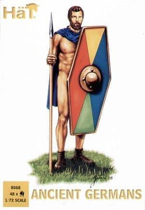 HaT 1/72 Ancient Germans (Roman era) # 8068