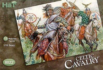 HaT 1/72 Celtic Cavalry # 8022