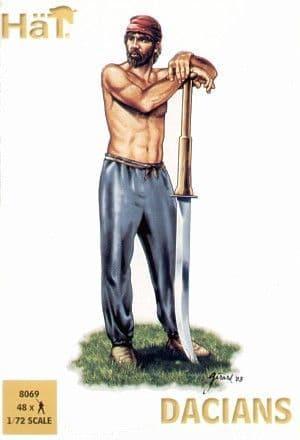 HaT 1/72 Dacians (Roman era) # 8069