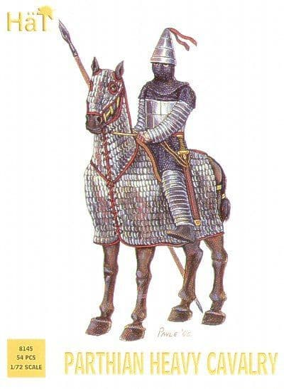 HaT 1/72 Parthian Heavy Cavalry # 8145