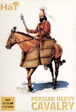 HaT 1/72 Persian Heavy Cavalry # 8050
