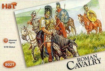 HaT 1/72 Roman Cavalry # 8021
