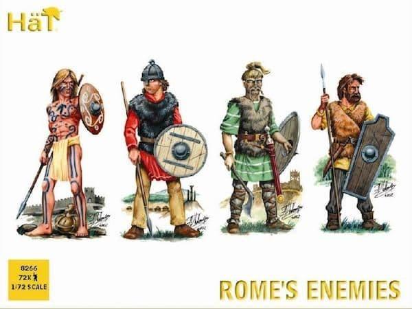 HaT 1/72 Rome's Enemies # 8266