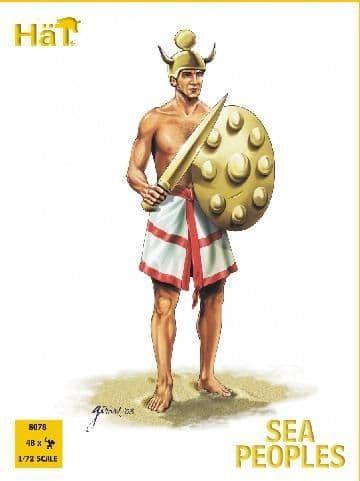 HaT 1/72 Sea Peoples # 8078
