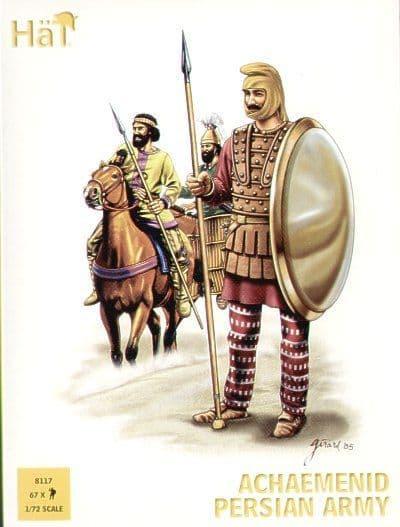 Hat 1/72 Achaemenid Persian Army # 8117