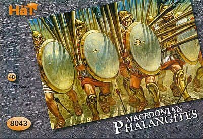 Hat 1/72 Alexander's Phalangites # 8043