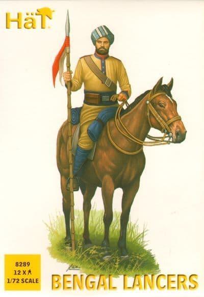 Hat 1/72 Bengal Lancers # 8289