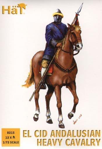 Hat 1/72 El Cid Andalusian Heavy Cavalry # 8215