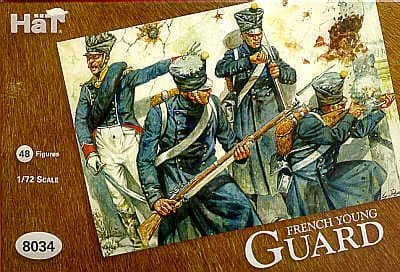 Hat 1/72 French Young Guard # 8034