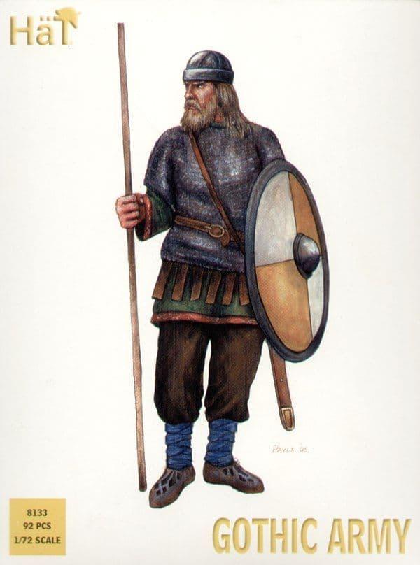 Hat 1/72 Gothic Army # 8133