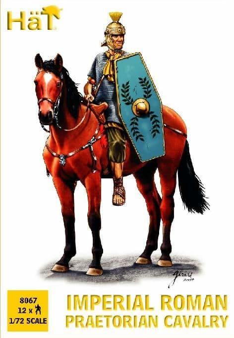 Hat 1/72 Imperial Roman Praetorian Cavalry # 8067