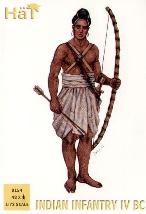 Hat 1/72 Indian Infantry IV BC # 8154
