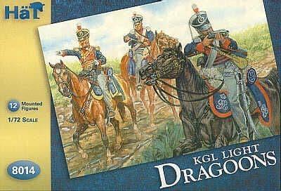 Hat 1/72 King's German Legion Light Dragoons # 8014