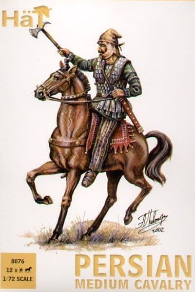 Hat 1/72 Persian Medium Cavalry # 8076