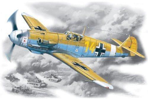 ICM 1/48 Messerschmitt Bf109F-4Z/Trop # 48105