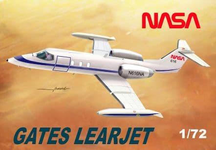 Mach 2 1/72 Gates Learjet 35A NASA # GP085
