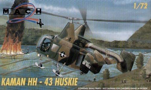 Mach 2 1/72 Kaman HH-43 Huskie # 7230