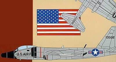 Mach 2 1/72 Martin RB-57F # 1872