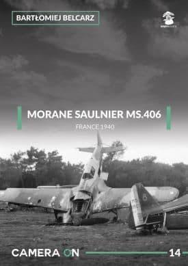 Mushroom - Morane Saulnier MS.406 France 1940 CAMERA ON Bartomiej Belcarz # CAM14