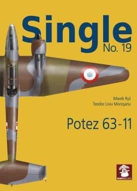 Mushroom - Single No.19 Potez 63-11 Marek Ry & Teodor Liviu Morosanu # SIN19