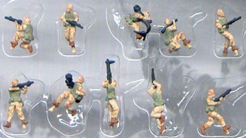 Pegasus Hobbies 1/144 Modern American Infantry Figures - Pre Pai