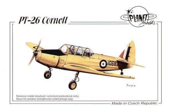 Planet 1/48 PT-26 Cornell # 175
