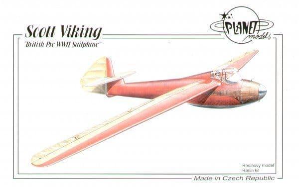 Planet 1/48 Scott Viking Glider # 191