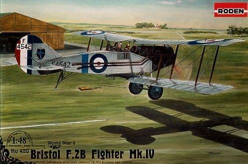 Roden 1/48 Bristol F.2B Fighter Mk.IV # 428