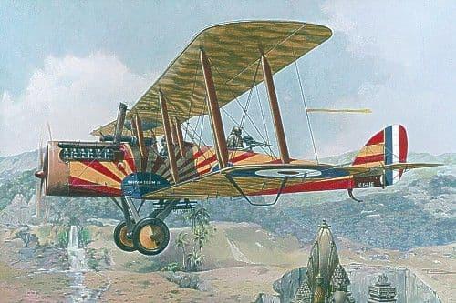 Roden 1/48 De Havilland DH.4 with Puma engine # 430
