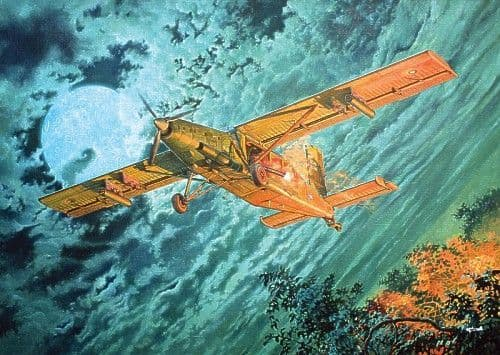 Roden 1/48 Fairchild AU-23A Peacemaker # 439