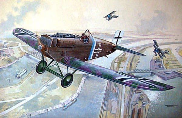 Roden 1/48 Junkers D.I # 434