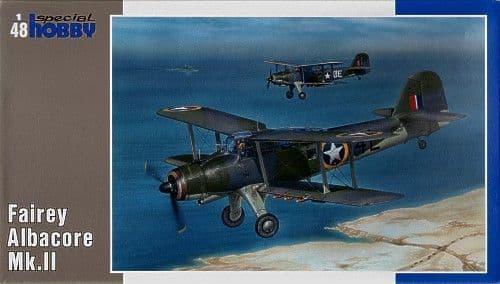 Special Hobby 1/48 Fairey Albacore Mk.II # 48084