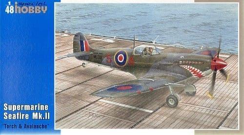 Special Hobby 1/48 Supermarine Seafire Mk.II # 48102