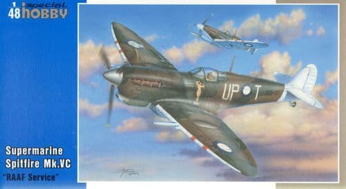 Special Hobby 1/48 Supermarine Spitfire Mk. Vc RAAF Service # 48