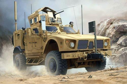 Trumpeter 1/16 US M-ATV MRAP (Oshkosh) # 00930