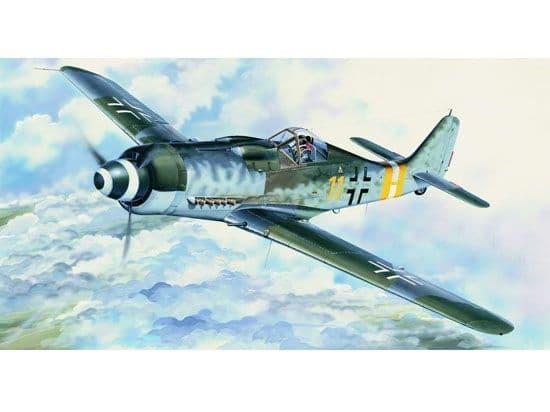 Trumpeter 1/24 Focke-Wulf Fw190 D-9 # 02411