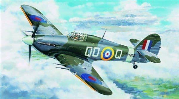 Trumpeter 1/24 Hawker Hurricane Mk.IIC # 02415