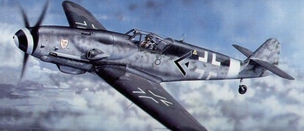 Trumpeter 1/24 Messerschmitt Bf 109G-10 # 02409