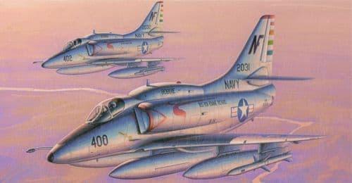 Trumpeter 1/32 A-4F Skyhawk # 02267