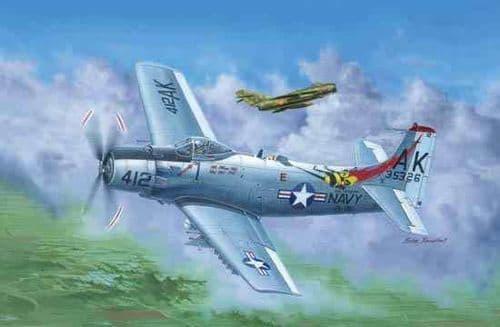 Trumpeter 1/32 Douglas A-1H AD-6 Skyraider # 02253