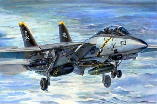 Trumpeter 1/32 Grumman F-14B Tomcat # 03202